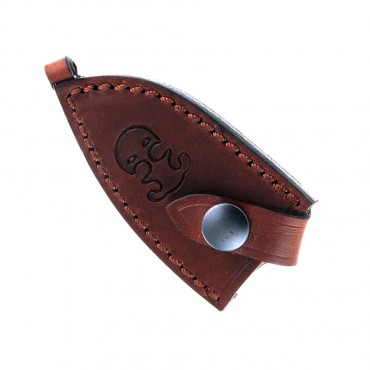 leather sheath for mini randonneur