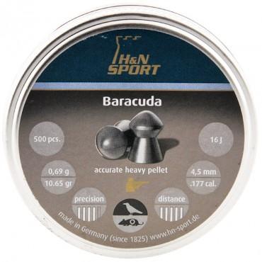 Plomb 4.5 Baracuda / 0.69g Boite de 500 pcs