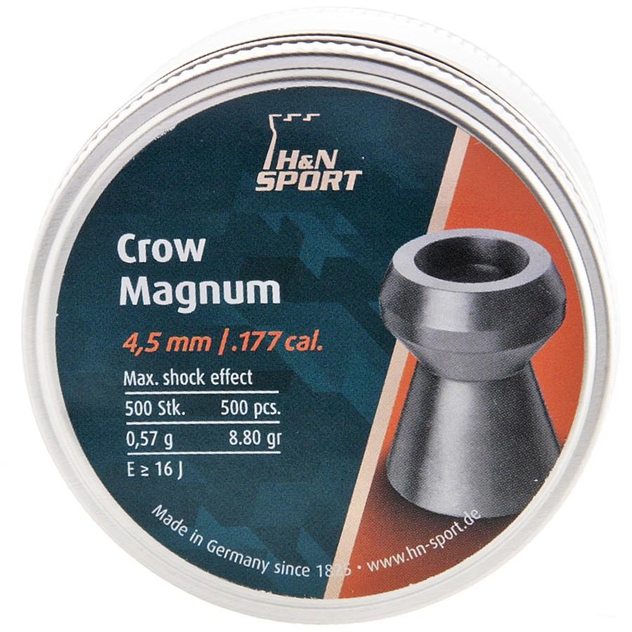 Plomb 4.5 Crow Magnum / 0.57g Boite de 500 pcs