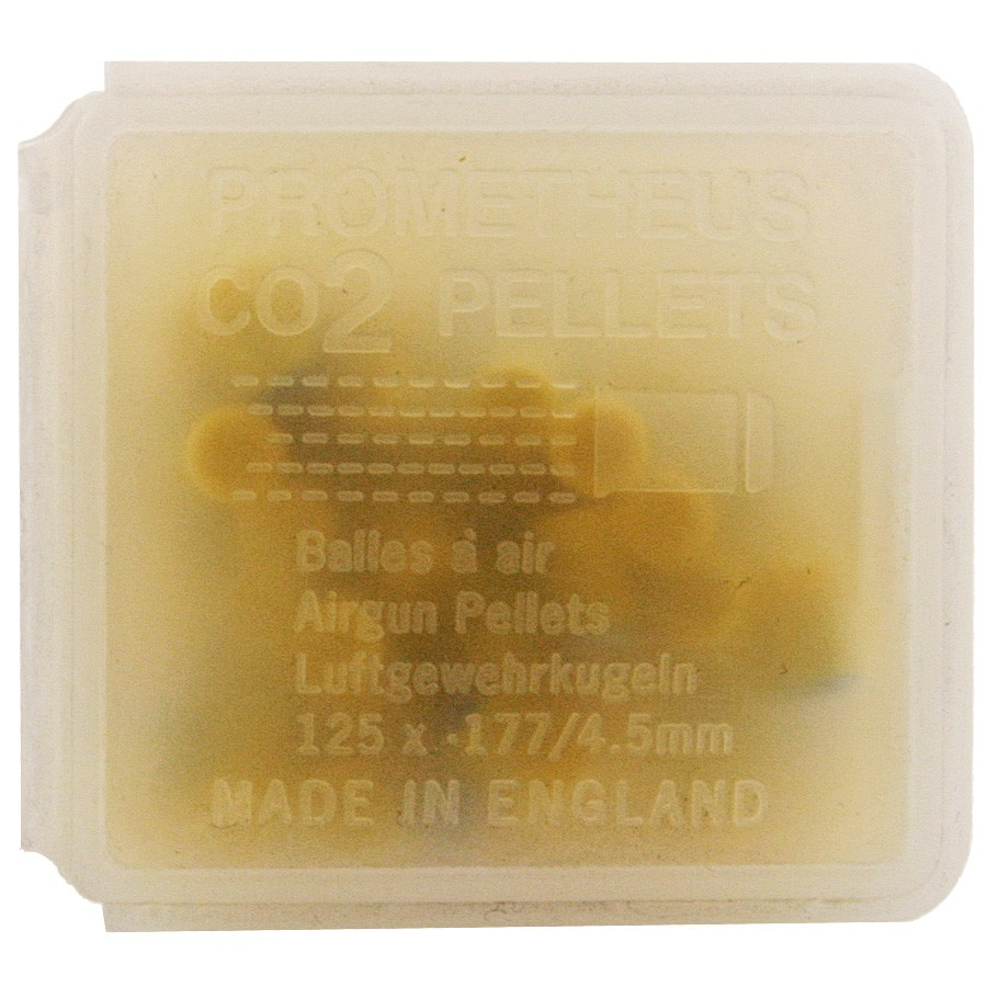 Plomb 4.5 CO2 Pellets / 0.36g Boite de 125 pcs