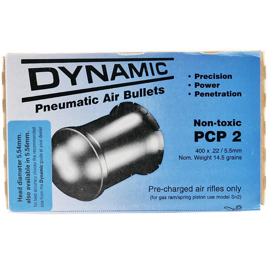 Plomb 5.5 PCP 2 / 0.94g Boite de 400 pcs