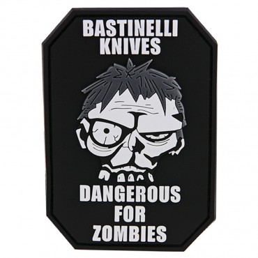 Patch - Dangerous For Zombies - Bastinelli Knives