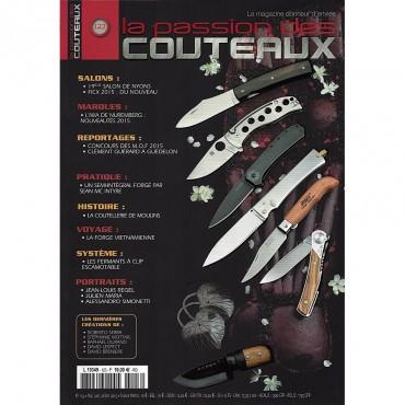 La Passion Des Couteaux N°123