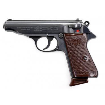Walther Manurhin PP calibre 22 LR D'occasion