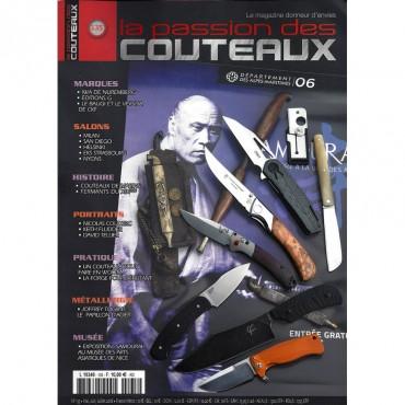 la Passion Des Couteaux N°135
