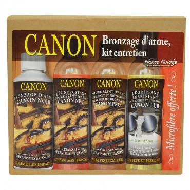 Kit D'Entretien Canon France Fluides
