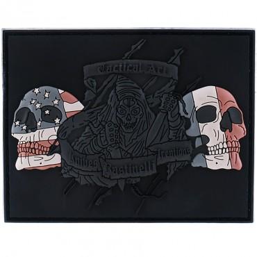 Patch - Skull - Bastinelli