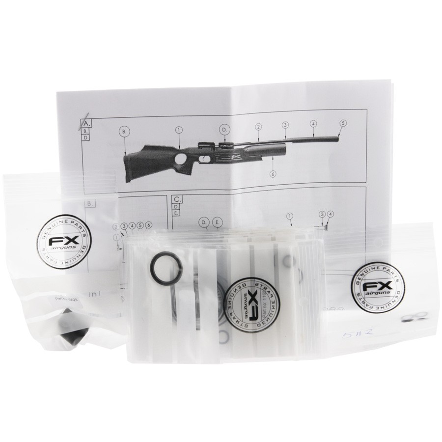 Kit de Maintenance pour FX Royal 400