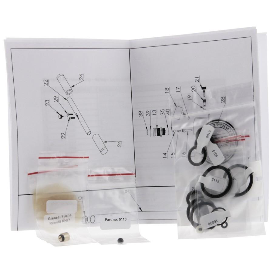 Kit de Maintenance pour pompe 4 Stages