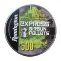 Plomb 4.5 Remington Express Hollow point / 0.51g Boite de 500 pcs