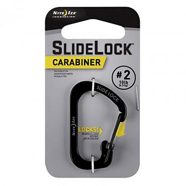 SlideLock Carabiner N°2