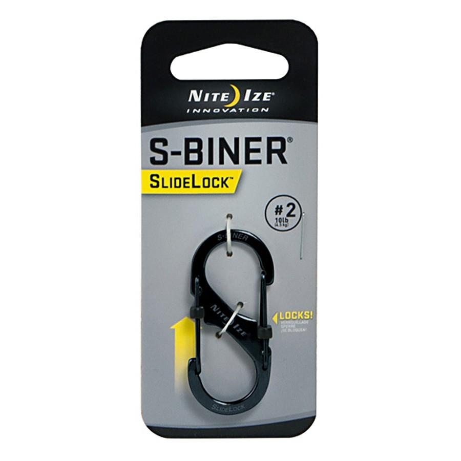 S-Biner N°2 Black