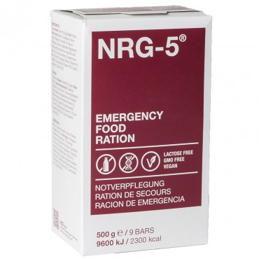 Ration de survie NRG-5