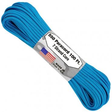 Paracorde 550 Bleu (30.48m)