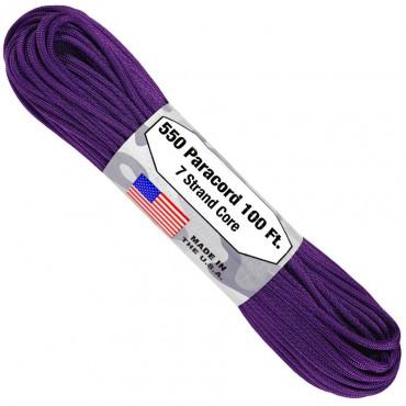 Paracorde 550 Violet (30.48m)