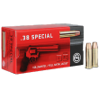 Geco .38 SPECIAL FMJ FN 158 GRS x50