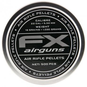 Plombs 5.5 FX / 1.030g Boite de 500 pcs