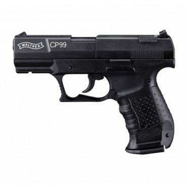 Walther CP99 Black - Pistolet à Plombs - Cal. 4,5mm - Umarex