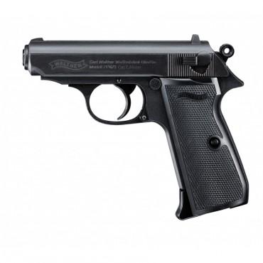 Walther PPK/S - Pellet Gun - Cal. 4.5 BBs - Blowback - Umarex