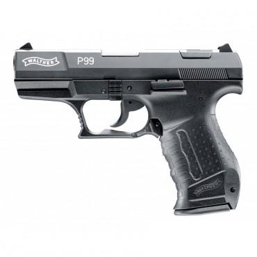 Pistolet d'alarme - Walther P99 - BLACK - Cal. 9mm PAK - Umarex