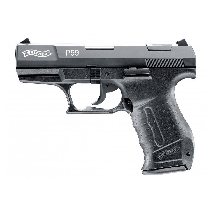 P99 - BLACK Cal. 9mm PAK Umarex