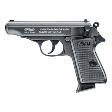 Walther PP - BRONZÉ Cal. 9mm PAK - Umarex