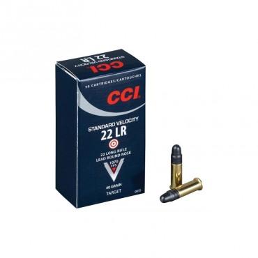 22lr Rifle standard velocity - CCI
