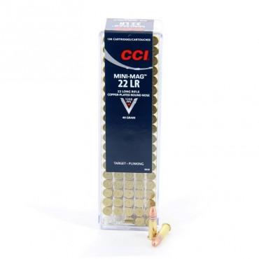 22lr Mini Mag - Cuivrée - CCI