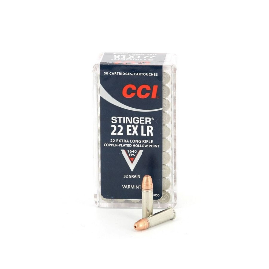 22lr Stinger - Hyper Velocity - CCI