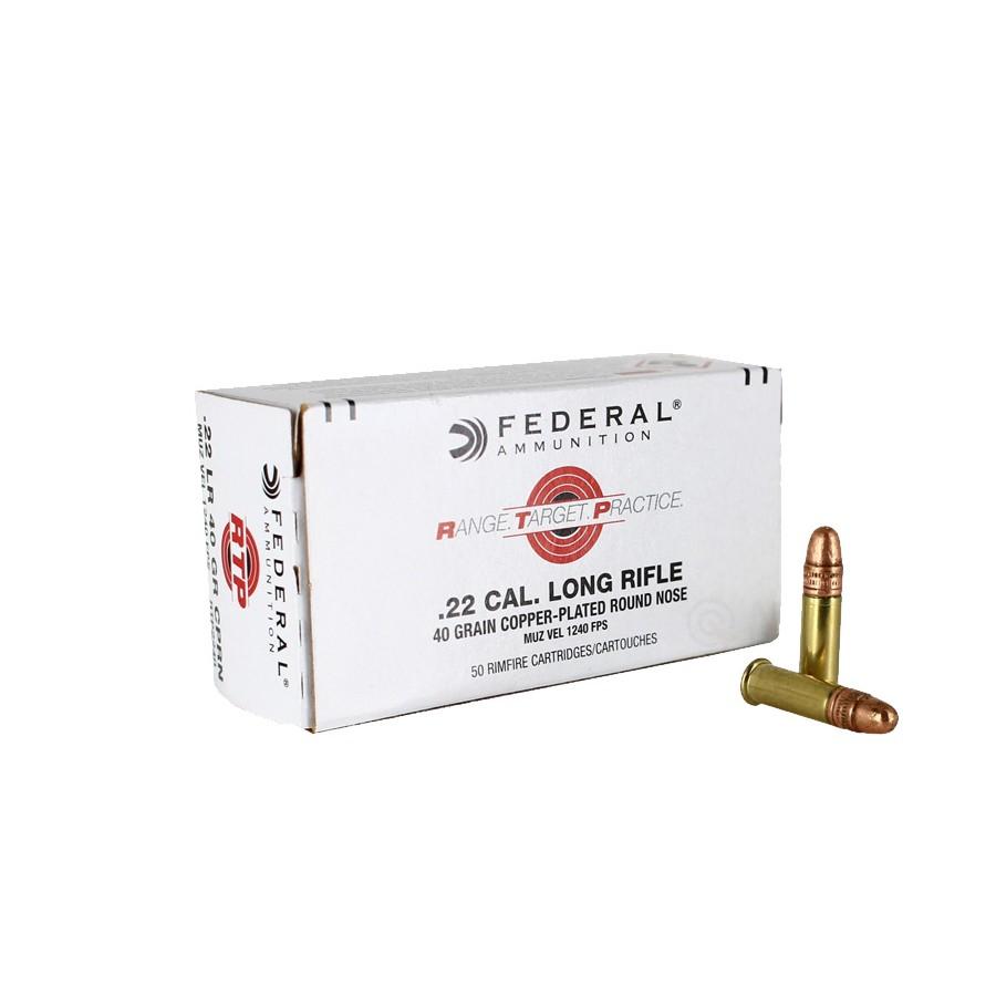 Range Target Practice - 22lr - FEDERAL