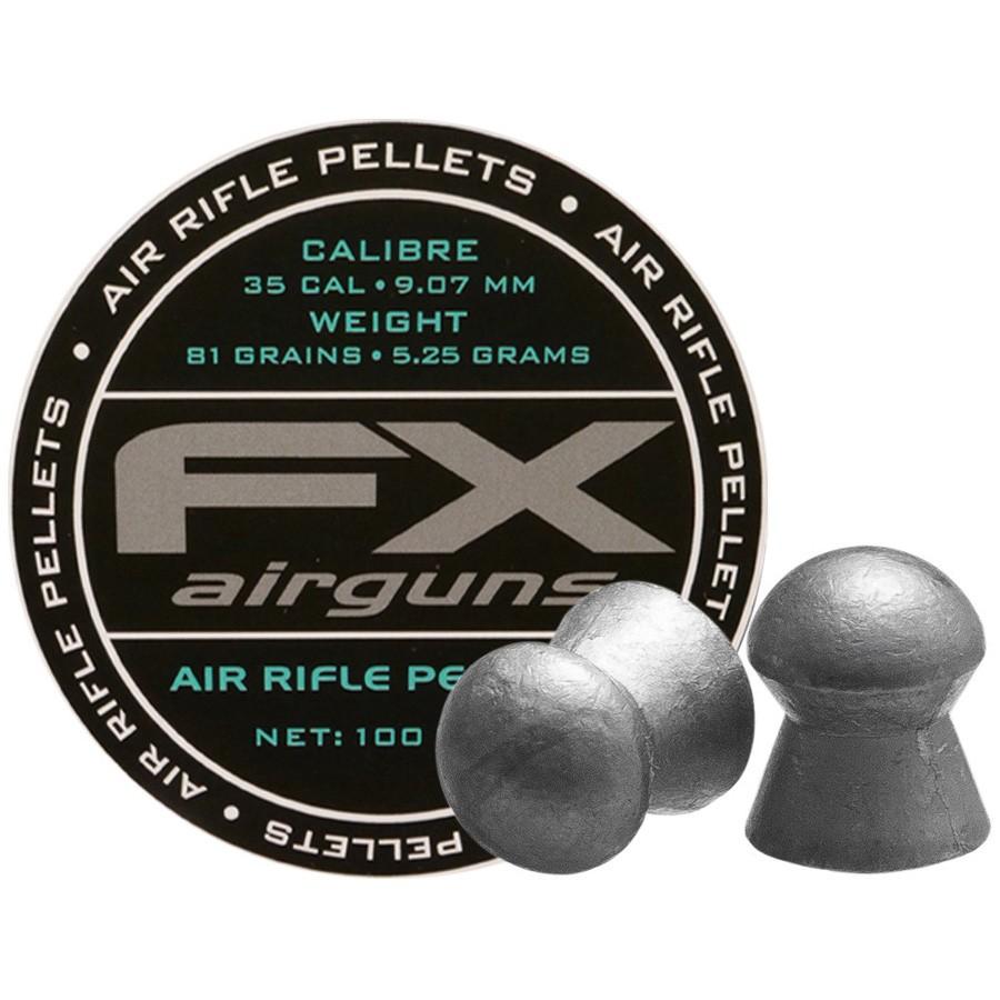 Plombs 9 mm FX / 5.25 g Boite de 500 pcs