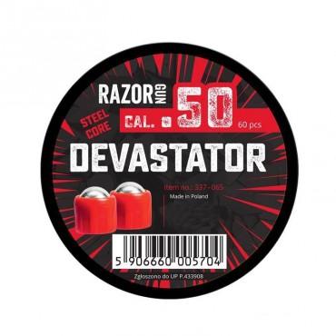 DEVASTATOR SLUGS - CAL.50 - HDR & HDS