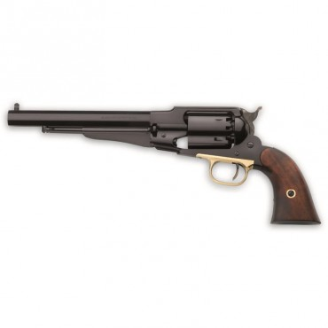 Remington - 1858 Bronzed Black - Black Powder Revolver Replica - Pietta