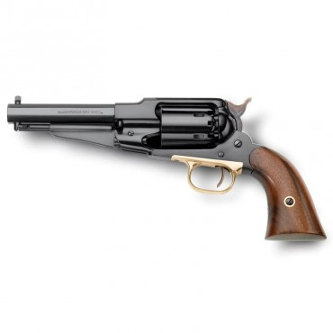 Remington - 1858 Short Barrel - Black Powder Revolver Replica - Pietta