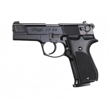 Walther CP88 Black - co2 4,5mm à plomb - UMAREX