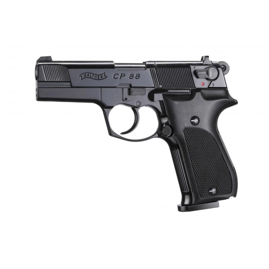 Walther CP88 Black - co2 .177 Pellet - UMAREX
