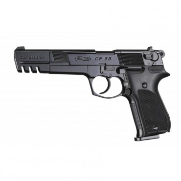 Walther CP88 Competition Black - co2 4,5mm à plomb - UMAREX