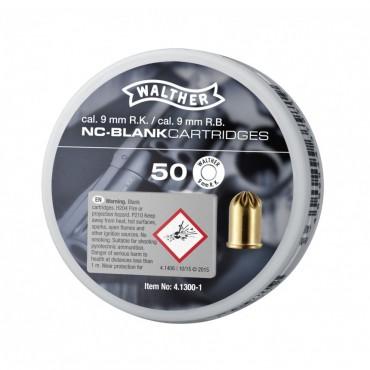 Munition à Blanc - 9mm RK - Walther