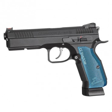 CZ Shadow 2 - 4,5mm BBs co2 - blowback - ASG