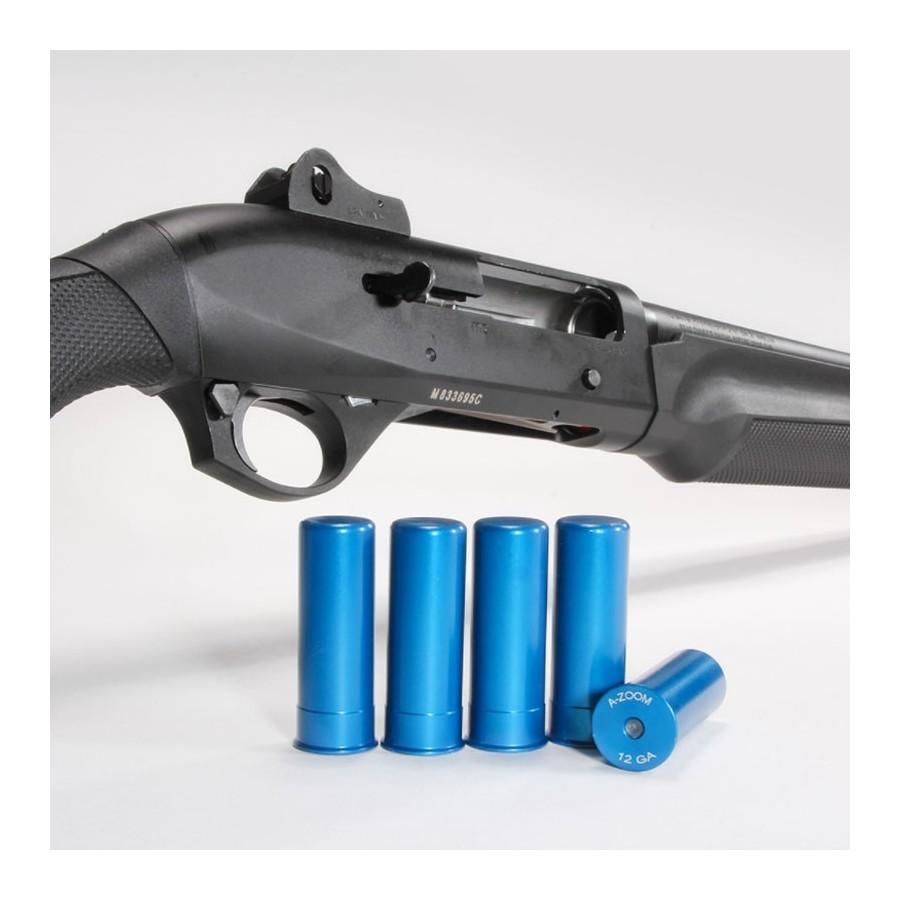 Pack of 5 Practice Ammo - 12 Gauge - A-Zoom