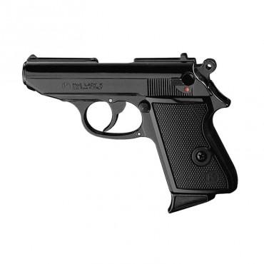 Bronzed Lady Pistol - 9 mm PAK - CHIAPPA