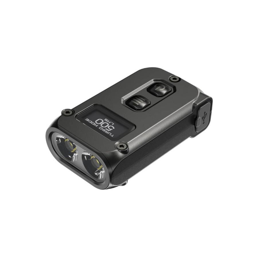 Lampe EDC Porte-Clé Rechargeable - Tini2 - Nitecore