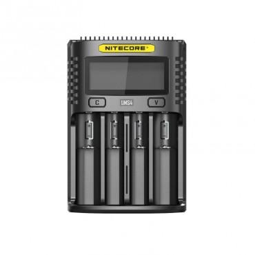 Chargeur de Batterie Intelligent - UMS4 - Nitecore