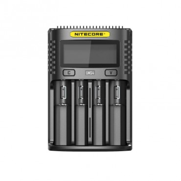 Smart Battery Charger - UMS4 - Nitecore