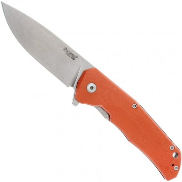 TRE G10 Orange Titane - Lionsteel