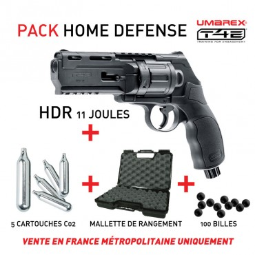 HDR 50 - Pack Home Defense - Calibre .50 - UMAREX