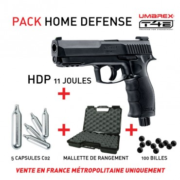 HDR - Pack Home Defense - Calibre .50 - UMAREX