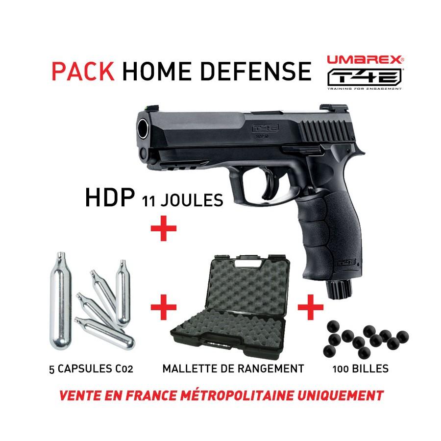 HDP - Home Defense Pack - Calibre .50 - UMAREX