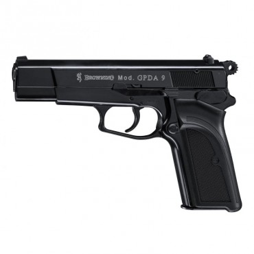 Browning GPDA Black - Pistolet Alarme - 9mm PAK - Umarex