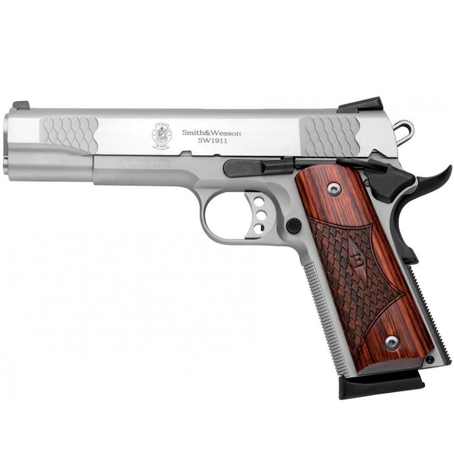 Smith & Wesson SW1911 E-Series - calibre .45 ACP